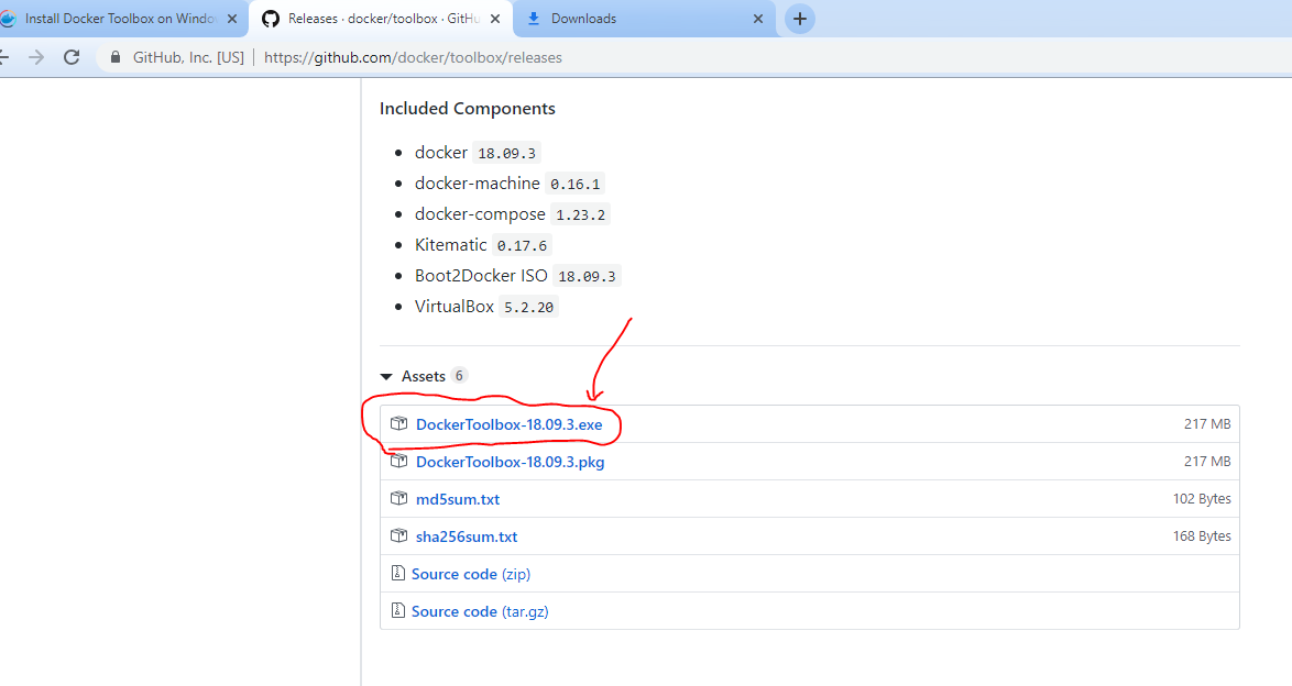 How to install Docker on Windows 10 Home Edition? [Solved